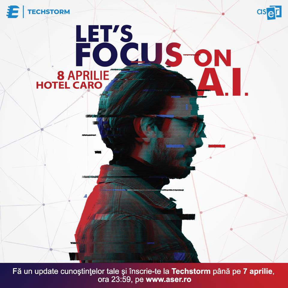 Techstorm Let's Focus on A.I.
