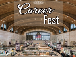 Career Fest afis