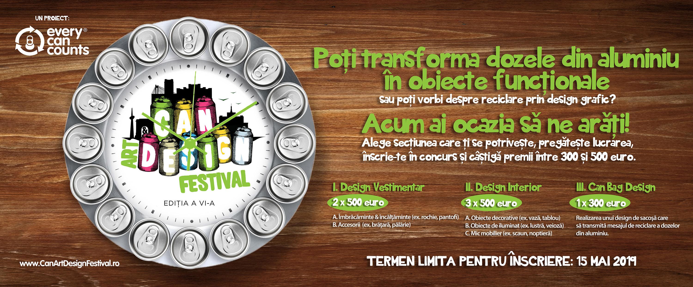Can Art&Design Festival - Poster