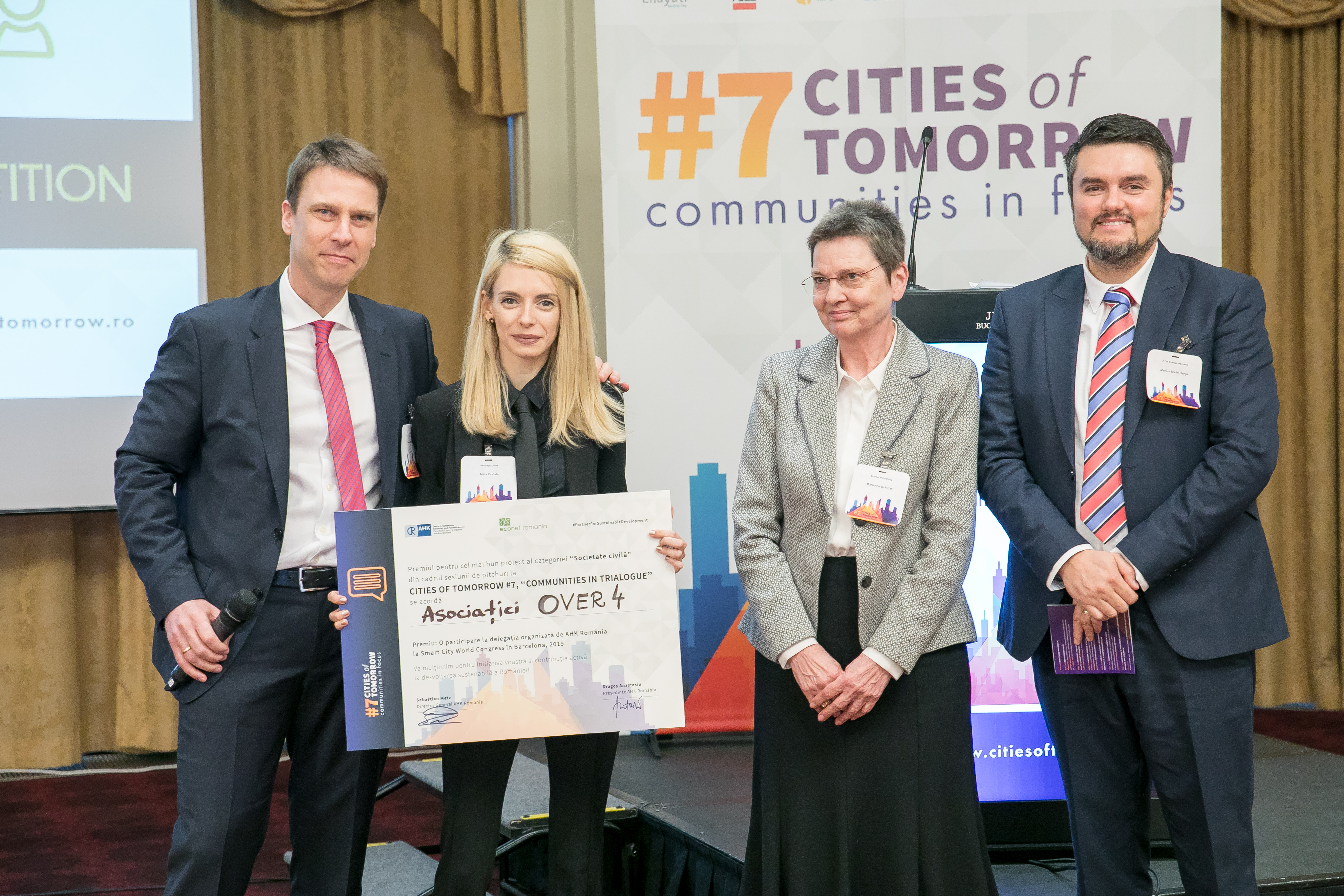 afis Cities of Tomorrow