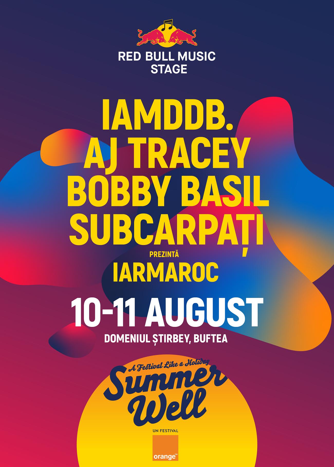 afis Red Bull Music Summer Well Festival