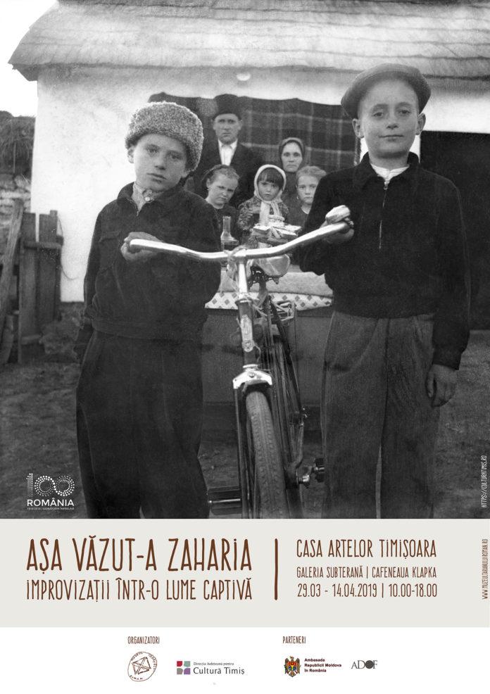 Afis-Zaharia Cușnir