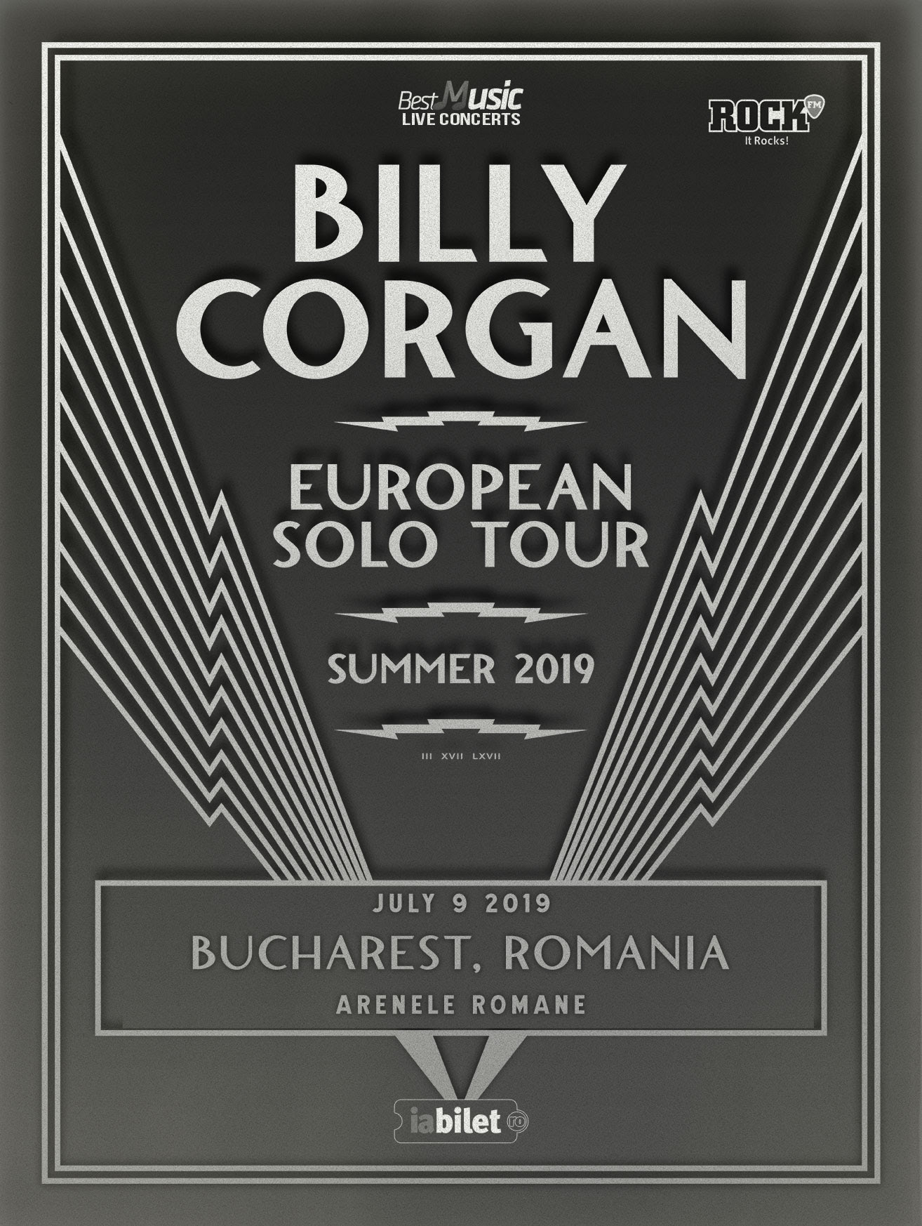 afis Billy Corgan