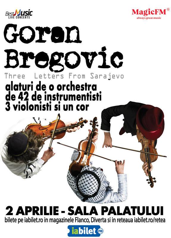 Goran Bregovic-afis