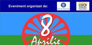 Ziua Internațională a Romilor - poster