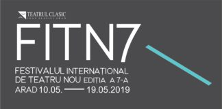 FESTIVALULUI INTERNATIONAL DE TEATRU NOU afiș
