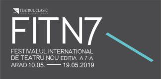FESTIVALULUI INTERNATIONAL DE TEATRU NOU afiș