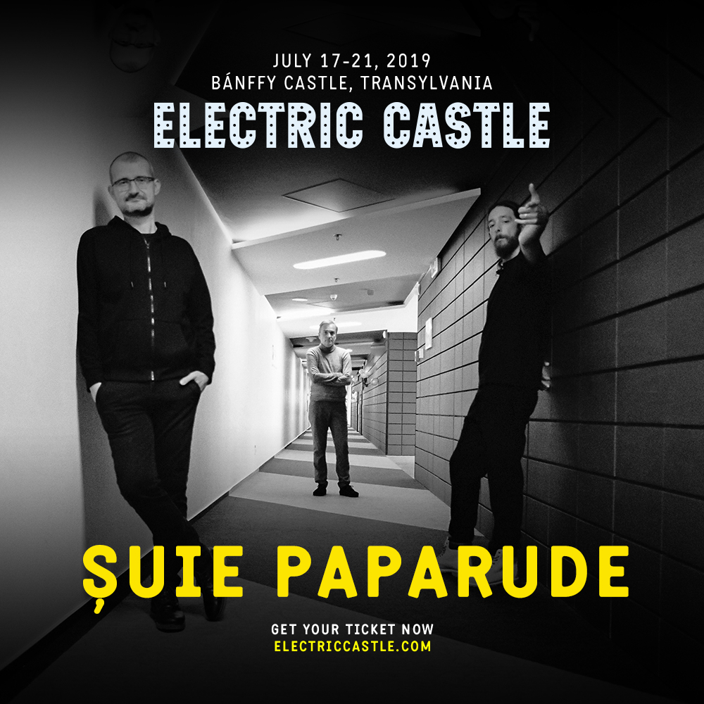 Șuie Paparude Electric Castle 2019