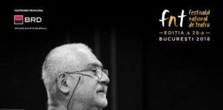 afis Atelier Cehov – Silviu Purcărete