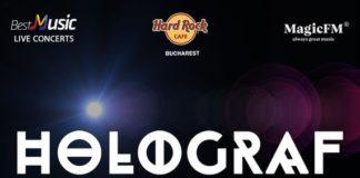Concert Holograf 11 aprilie