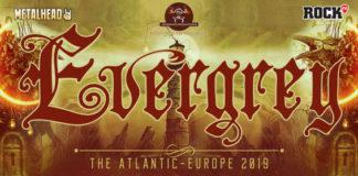 Concert Evergrey aprilie 2019