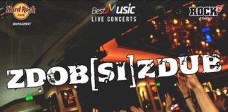 Zdob si Zdub concert Hard Rock Cafe