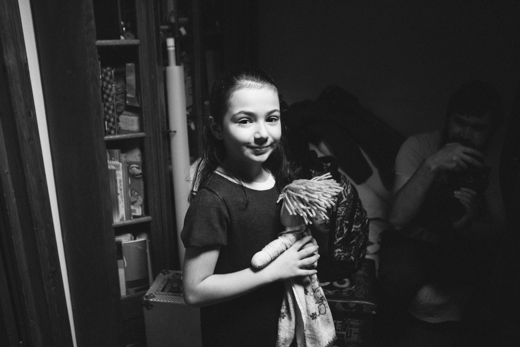 1 POISON GIRL _ shooting © Catalina Draghici afiș