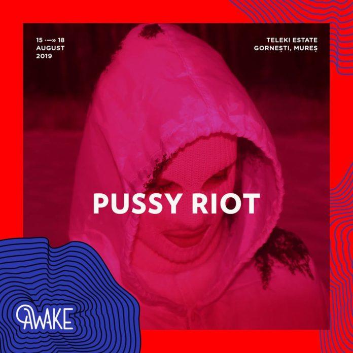 afis Pussy Riot Awake 2019