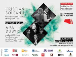 Improvizație, dinamism și creativitate în penultimul concert de jazz din stagiunea ARTIST IN RESIDENCE | ARCUB