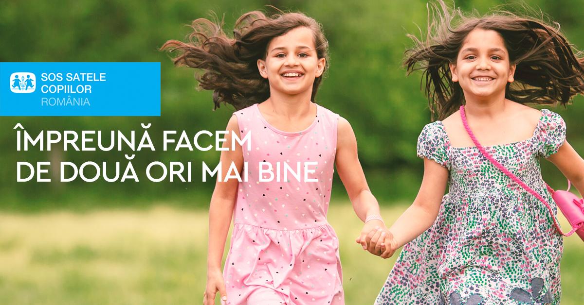 """Remix și SOS Satele Copiilor România lansează campania """"Împreună facem mai mult bine!"""""""