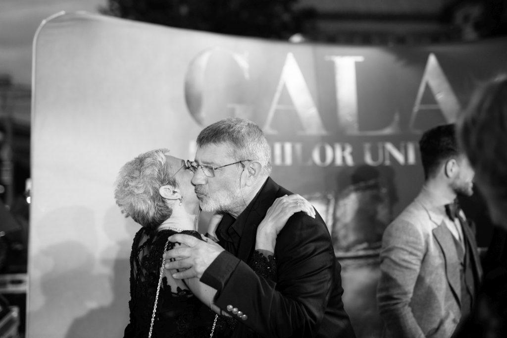 afis Gala premiilor UNITER