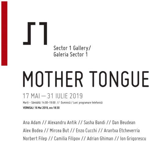 Mother Tongue afiș
