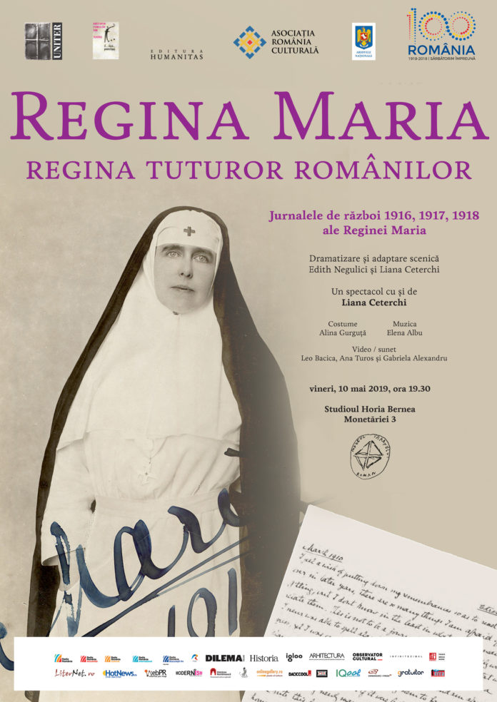 Spectacol MNTR Regina Maria 2019