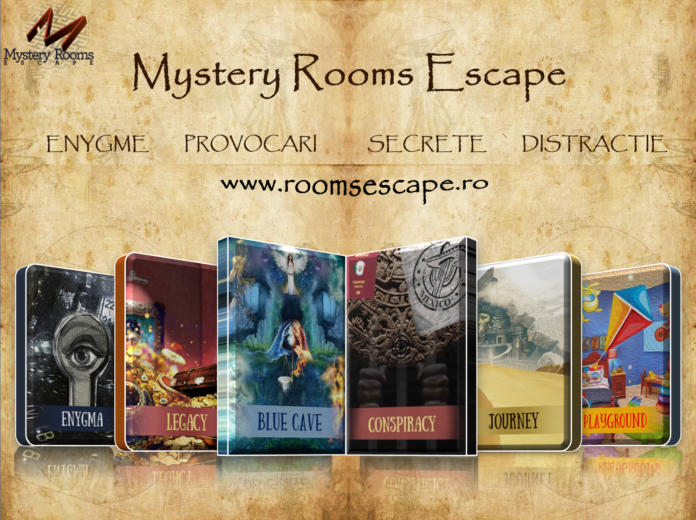 Mistery Rooms Escape