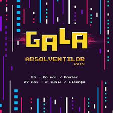 Gala Absolvenților-afis