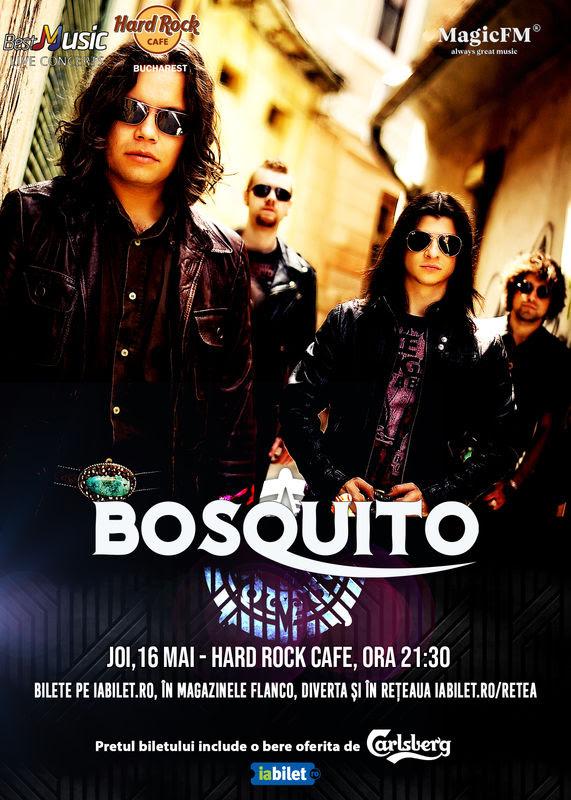 Concert Bosquito mai 2019
