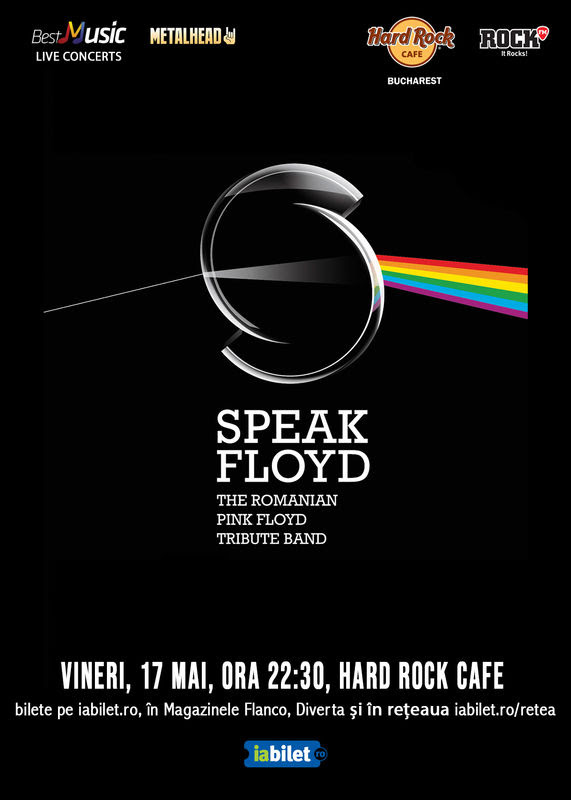 Speak Floyd 17 mai 2019