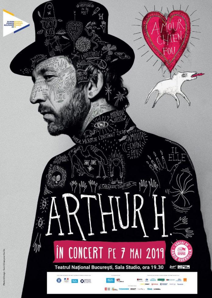 Arthur H afiș
