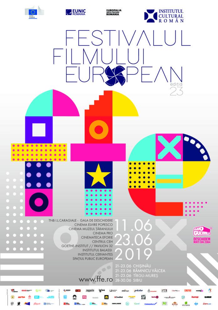 Festivalul Filmului European afis