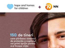 Hope and Homes for Children afiș