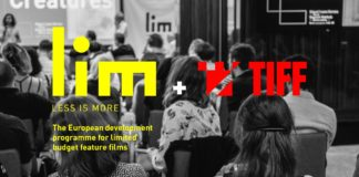 LIM - Less is More TIFF 2019 afiș