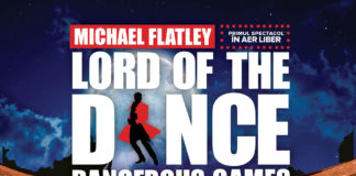 Lord of the Dance afis