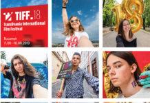 Retrospectiva TIFF București afiș