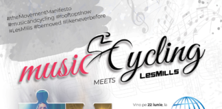 Visual eveniment Music and Cycling_22 iunie la București Mall-Vitanafiș