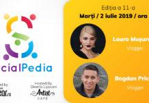 afiș SocialPedia editia 11