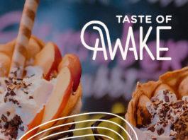 Taste of AWAKE-afis