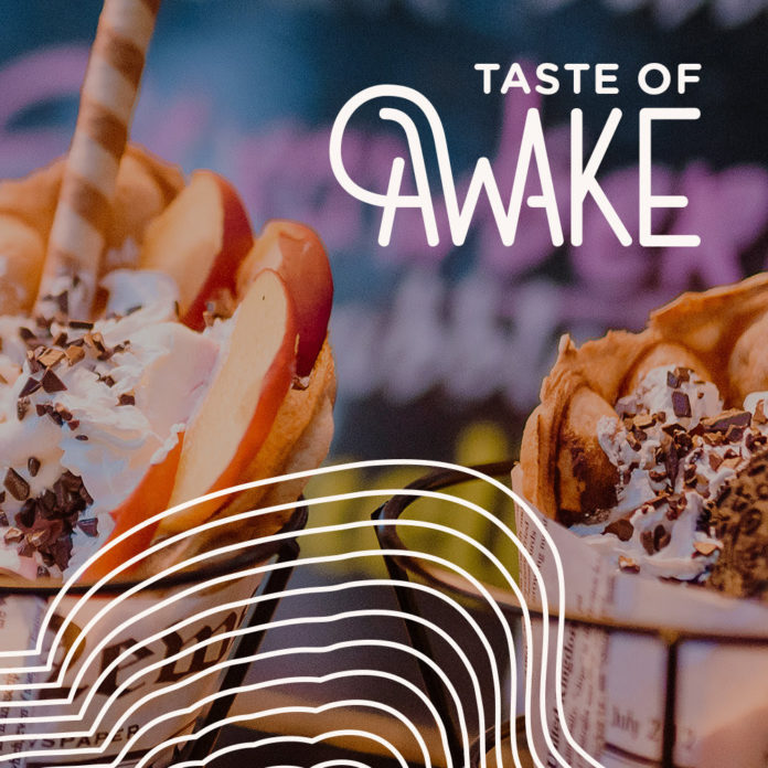 Taste of AWAKE-afis