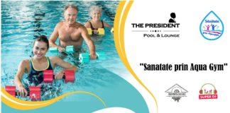 The President - Sănătate prin Aqua Gym