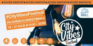 afiș City Vibes Festival