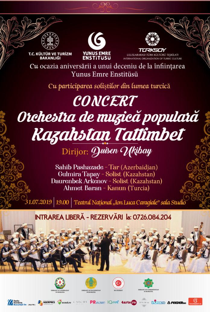 Concert Kazahstan Tattimbet