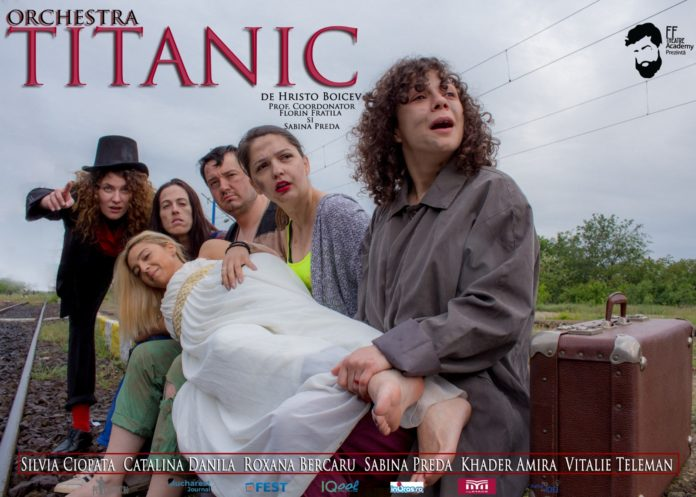 Orchestra Titanic afis