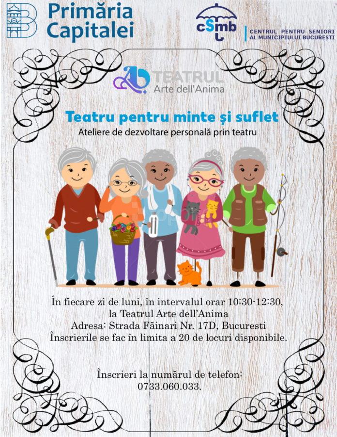 Cursuri gratuite pentru seniori