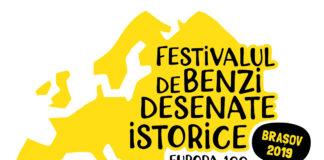 Festivalul de Benzi Desenate Istorice-afis