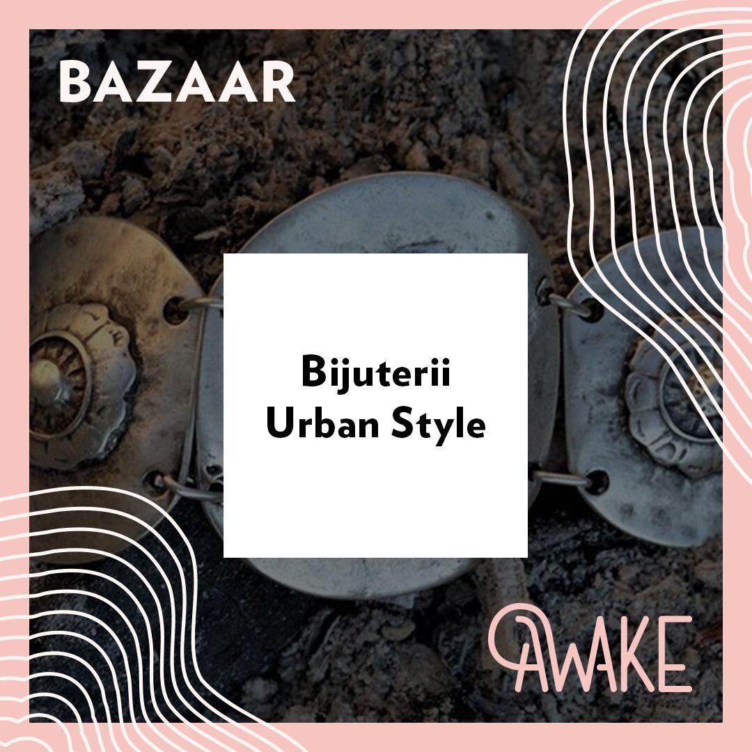 Bijuterii Urban Style la Awake afiș