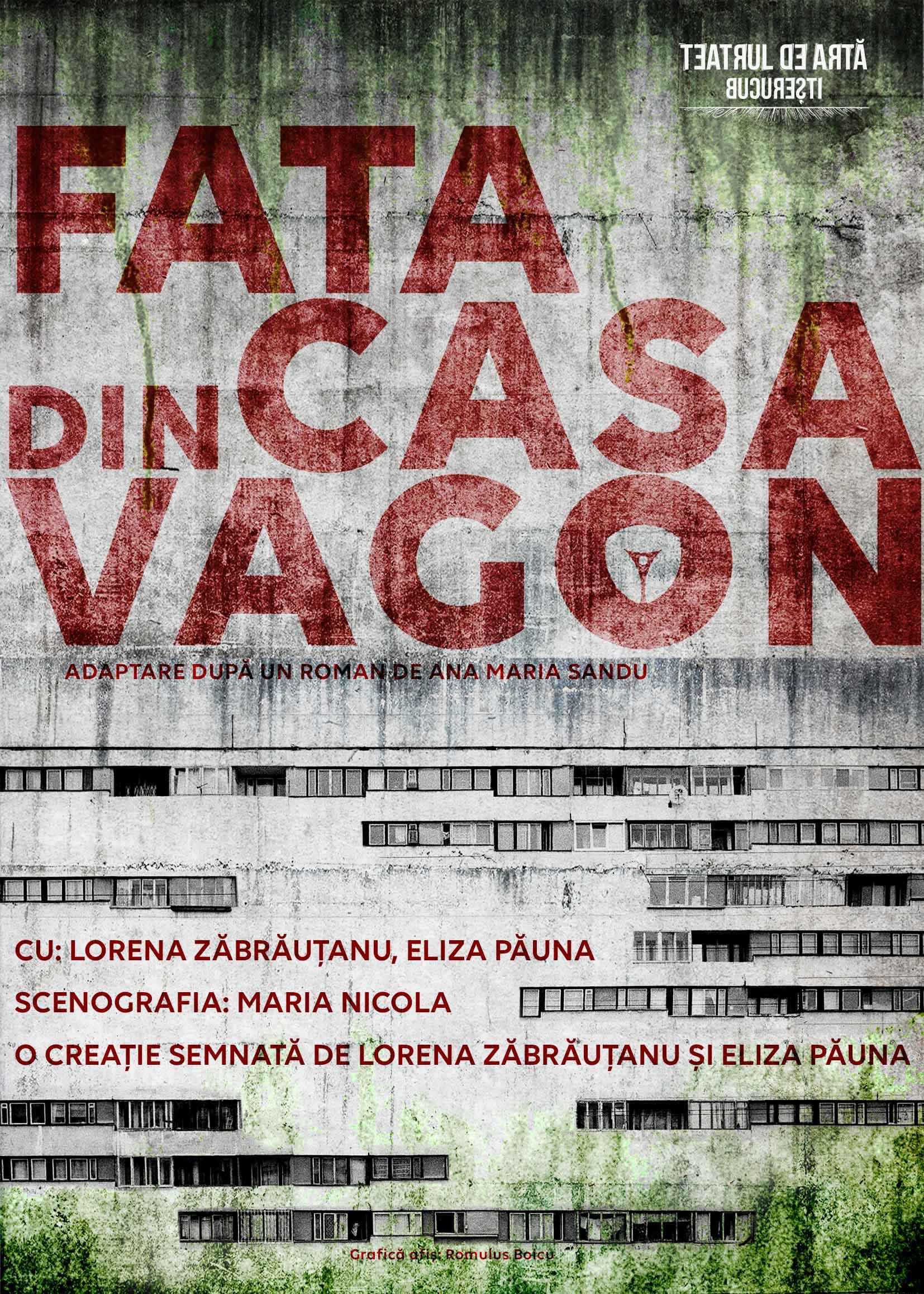 Teatrul de Artă București program octombrie