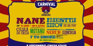 CIRCUS STAGE la The Carnival