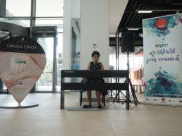Festivalul Enescu - Orașul cântă afiș