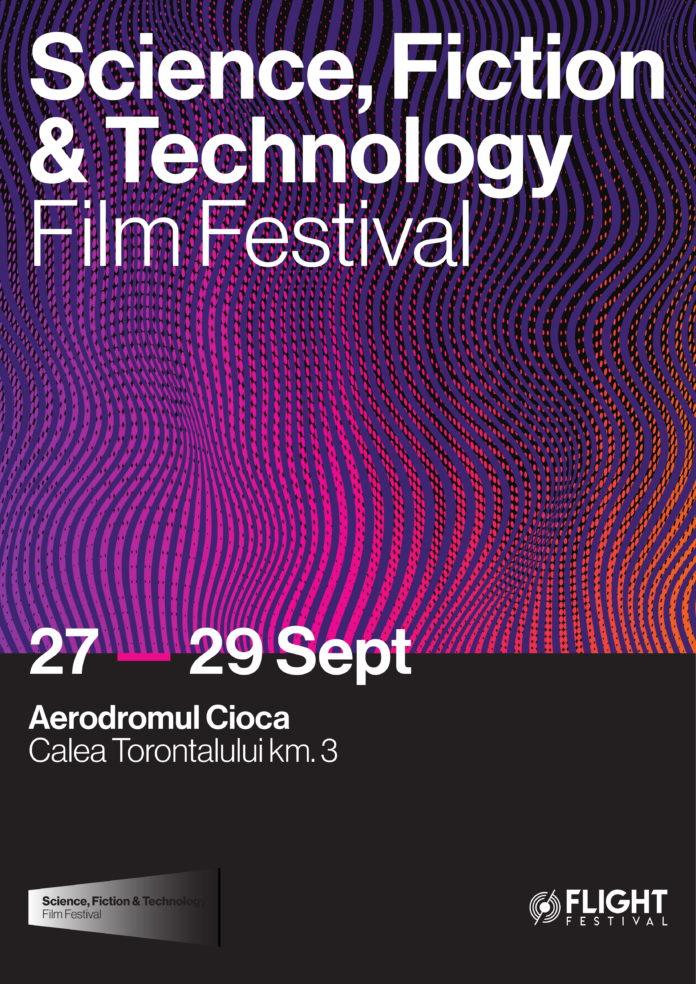 afiș Science, Fiction & Technology Film Festival