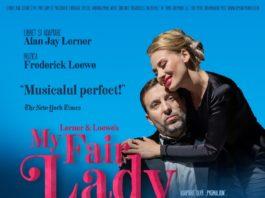 MY FAIR LADY-afis