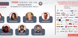 Conferinţele BookLand Evolution 2019
